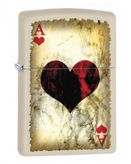 Zippo 78669 Ace of Hearts