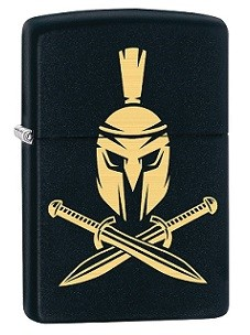 Зажигалка Zippo 79059 Gladiator and Swords Engraved изображений