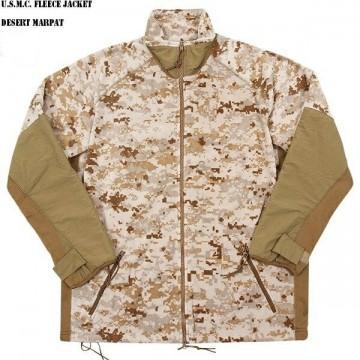 Флисовая куртка USMC Polartec Windpro Digital Desert
