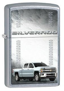 Зажигалка Zippo 80661 Chevrolet Silverado