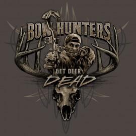 Футболка Buck Wear Get Deer Dead