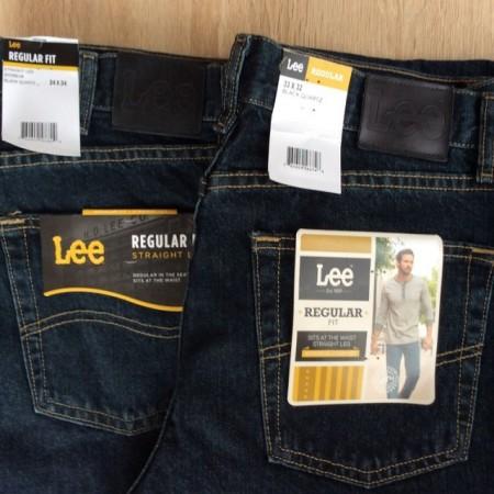 Джинсы Lee Regular Comfort Fit