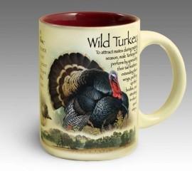 Кружка керамическая Wild Turkey (American Expedition)