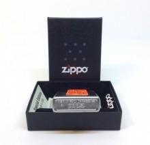 Зажигалка Zippo 206 Shower Scene