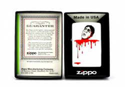 Зажигалка Zippo 214 Beheaded