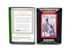 Зажигалка Zippo 79986 Constitution and Statue of Liberty