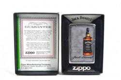 Зажигалка Zippo 8589 Jack Daniels Tennessee Whiskey Old No. 7