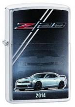 Зажигалка Zippo Chevy Camaro Z28 2014