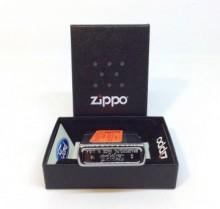 Зажигалка Zippo 200 Ford Mustang Rolled Diamondplate