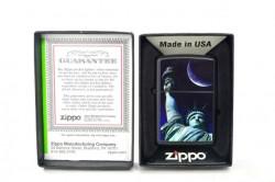 Зажигалка Zippo 218 Liberty at Night