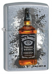 Зажигалка Zippo 78870 Jack Daniels Whiskey Bottle