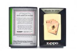 Зажигалка Zippo BS Four Of A King