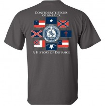 Футболка Confederate States of Amerika
