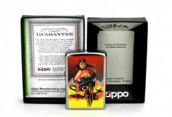 Зажигалка Zippo 4420 Olivia de Berardinis