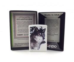 Зажигалка Zippo 80520 Wolf in Wild