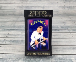 Зажигалка Zippo CZ 164 Camel Joe Piano Player