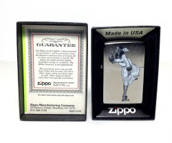 Зажигалка Zippo Windy Girl Women Smoking