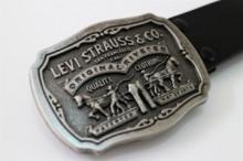 Ремень мужской Levis Original Leather Antique Buckle