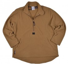 Флисовый пуловер USMC Polartec 100 Half Zip Peckham Industries