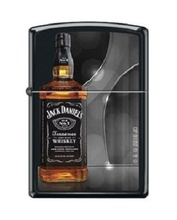 Зажигалка  Zippo 1427 Jack Daniels Tennessee Whiskey Old No. 7