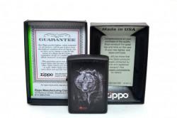 Зажигалка Zippo 218 Black Bear