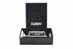 Зажигалка Zippo 24384 The Fan Test