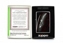 Зажигалка Zippo 28812 Harley Davidson Red Flame
