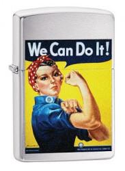 Зажигалка Zippo 29890 Rosie the Riveter