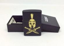 Зажигалка Zippo 79059 Gladiator and Swords Engraved