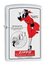 Зажигалка Zippo 79965 Windy Fan Test