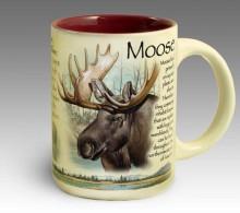 Кружка керамическая Bull Moose (American Expedition)