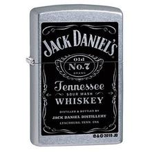 Зажигалка Zippo 24779 Jack Daniels Old No. 7