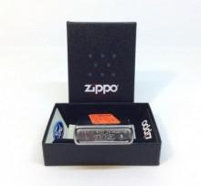 Зажигалка Zippo Ford Mustang Emblem
