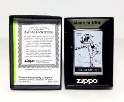 Зажигалка Zippo Windy DeLuxe Gift
