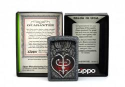 Зажигалка Zippo 0807 Gothic Heart