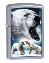 Зажигалка Zippo 78879 Mazzi Polar Bears
