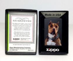 Зажигалка Zippo 79845 Pit Bull