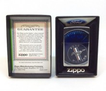 Зажигалка Zippo 8470 Ford Mustang