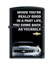 Зажигалка Zippo 1160 Chevy Camaro