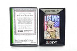 Зажигалка Zippo 200 US Marines