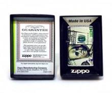 Зажигалка Zippo 20912 The Benjamins