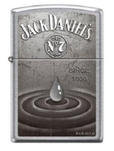 Зажигалка Zippo 7470 Jack Daniels Old No.7