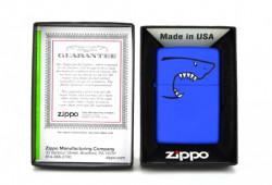 Зажигалка Zippo 80187 Shark Bite