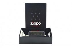 Зажигалка Zippo Brick Wall Red Flame Logo