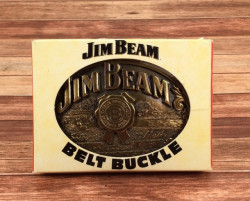 Пряжка для ремня Jim Beam Collector Series