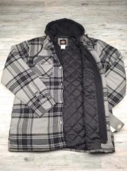 Стеганая фланелевая куртка-рубашка Dickies