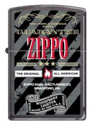 Зажигалка Zippo 28378 World Famous Guarantee