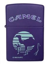 Зажигалка Zippo Camel CZ 018 Purple Oasis