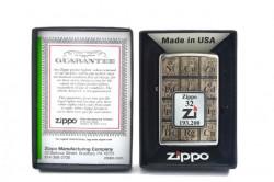 Зажигалка Zippo Periodic Table of the Elements