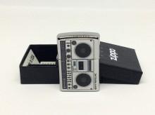 Зажигалка Zippo Trevco Boombox